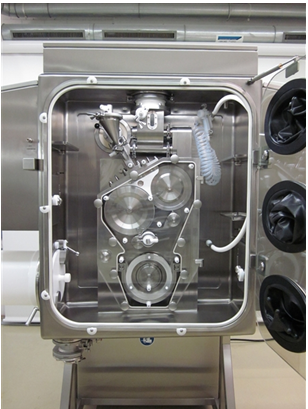 Gerteis brings advanced dry granulation roller compaction back to INTERPHEX 2019