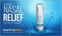 45349Sparkling Saline Nasal Spray
