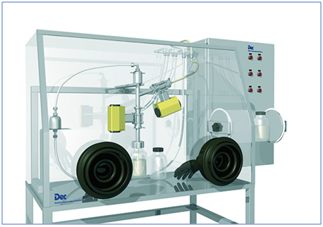 Dec Group Inline Sampling for pharmaceutical manufacturing