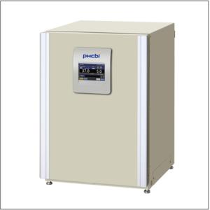 PHCbi IncuSafe MCO-170AICUVD CO2 Incubator with inbuilt UV lamp, Dual heat sterilisation and password-protected security door.