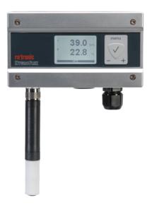Hygroflex5 – HF5 – HVAC transmitter