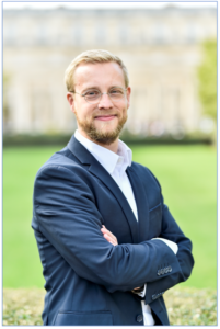 SIRION Biotech GmbH Director for Sales and Business Development, Francois Vromman