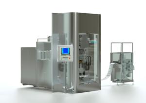 Rommelag aseptic filling bottelpack® installation