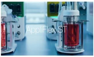 AppliFlex ST single-use lab scale bioreactors
