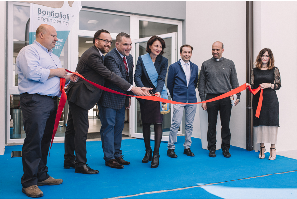 New Bonfiglioli Engineering HQ opens for business