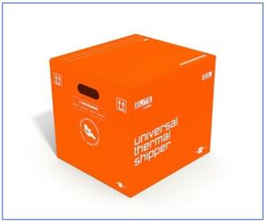 Sofrigam Elite Cubic Parcel Shipper