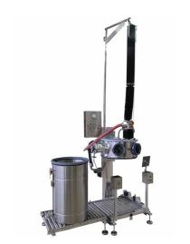 Dec Group showcases DCS® Liquid high containment system for liquids at ILMAC Basel