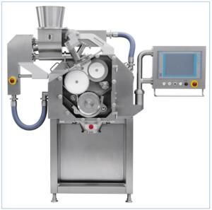 Gerteis Macro-Pactor®: flagship pharma roller compactor