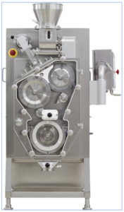 Gerteis Mini-Pactor®: optimized for laboratory and medium production
