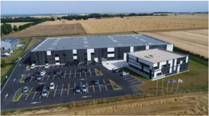 New Lagniel SAS facility at Douvres La Délivrande, Normandy, will increase capacity for continuous motion assembly machines