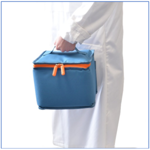 Sofrigam Initial Patient Bags are specially designed to fit the end-user daily needs of patients with chronic diseases