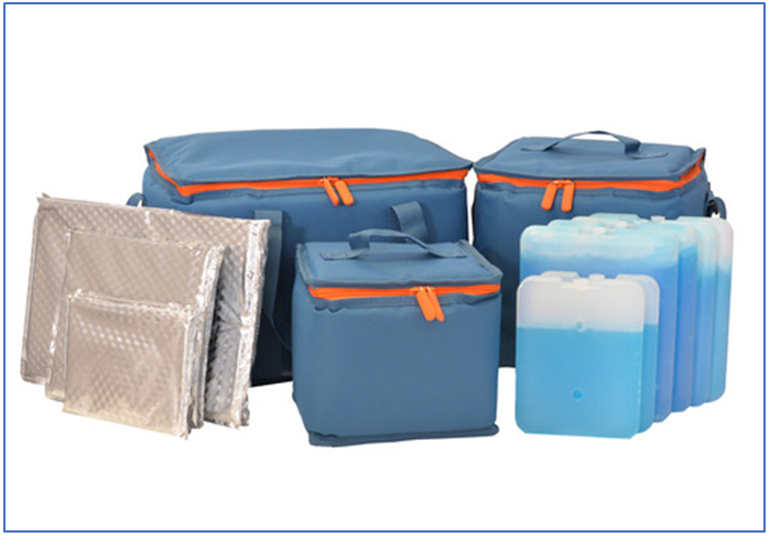Sofrigam Initial Cooling Bags: flexible and practical patient solutions