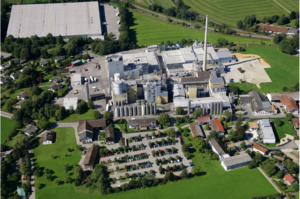 MEGGLE's lactose manufacturing facilities at Wasserburg in Bavaria are among the most advanced in the world