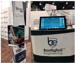 New BE HMI interface was star of its PACKEXPO Las Vegas show