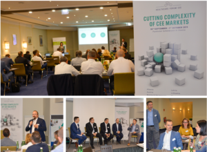 PHOENIX group hosted the Healthcare Forum CEE featured keynote addresses, round table discussions and expert panel sessions