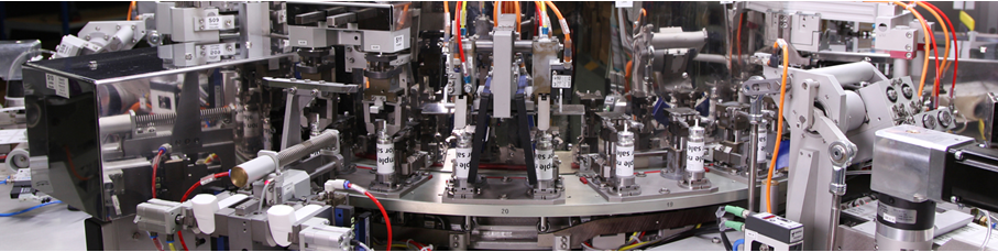 Neyret Assembly and Test Machine Process