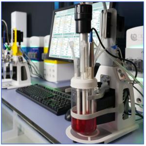 Applikon's AppliFlex ST ultra-compact single use bioreactor