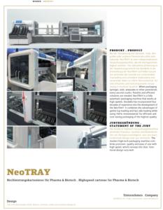 Dividella NeoTRAY