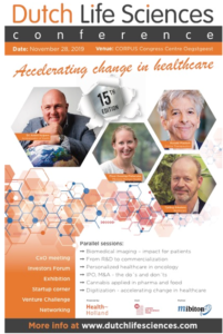 The DLS conference will consider some of the most urgent topics in healthcare