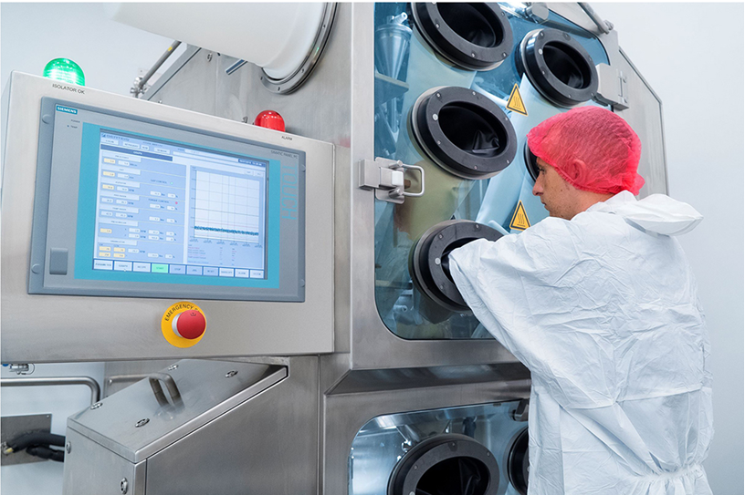 Gerteis customer confirms roller compaction advantages