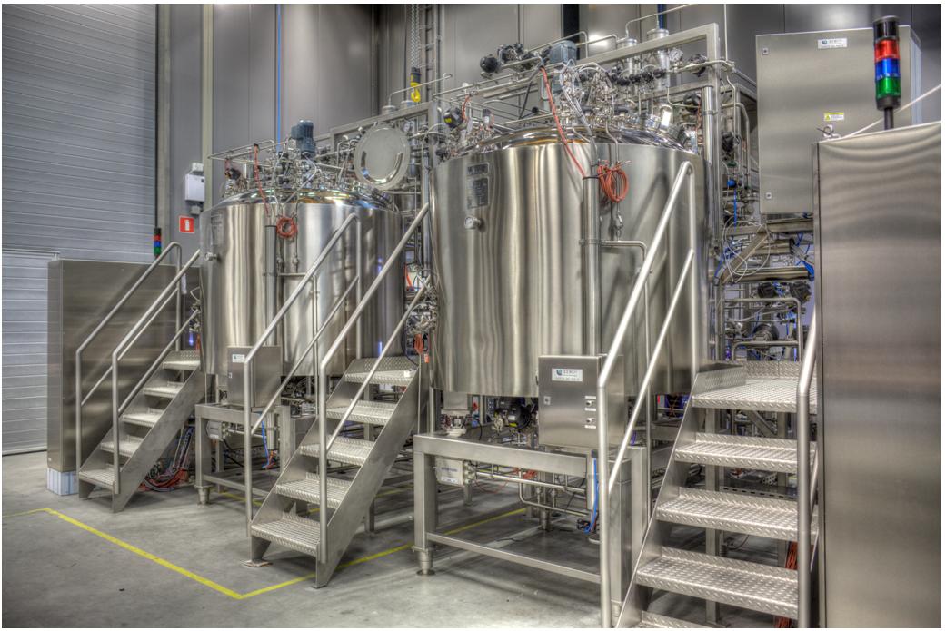 Applikon Pilot System Stainless Steel Bioreactors
