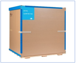 Initial Pallet Shipperis also available in fully assembled form