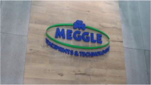 The MEGGLE brand has been represented at every DDL Edinburgh conference since 2012