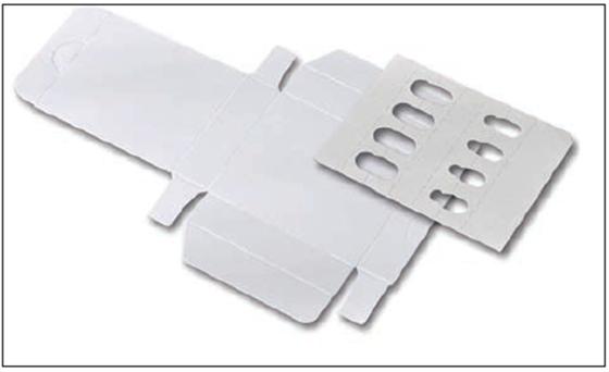 Packaging for prefilled syringes