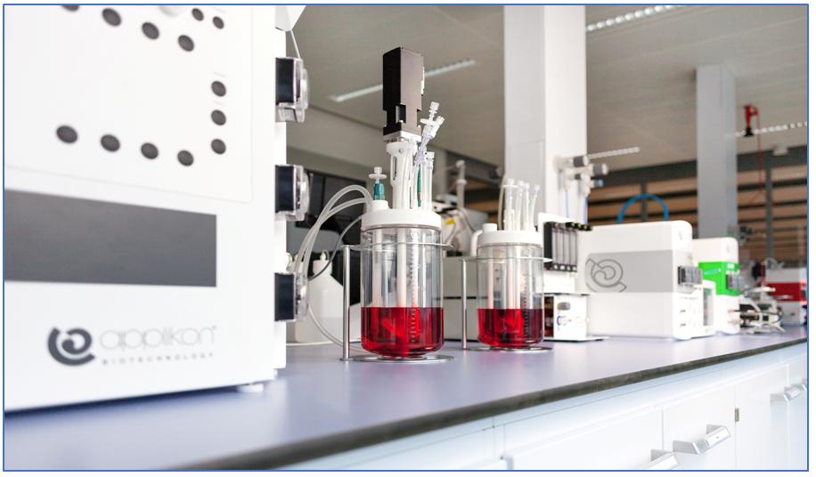 Applikon adds 3L customizable single-use bioreactor to AppliFlex ST family