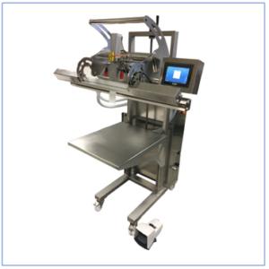 BERNHARDT Pharma Vacuum Sealer with Gas Flush