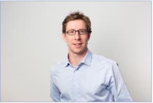 Dr. Matthias Hackl, TAmiRNA CEO and Founder