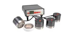 HygroLab C1 display unit can control up to four water activity measurement heads