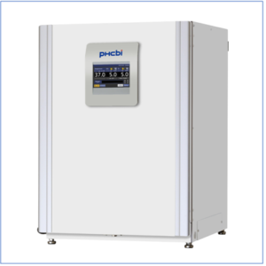 The MCO 170 series of CO2 and Multigas incubators provide an ideal balance between useful capacity,  compact form and advanced functionality.