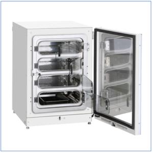 PHCbi incubators feature IncuSafe germicidal interiors