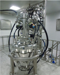 PTS Batchmixer®: New mixing technology without rotating or moving parts