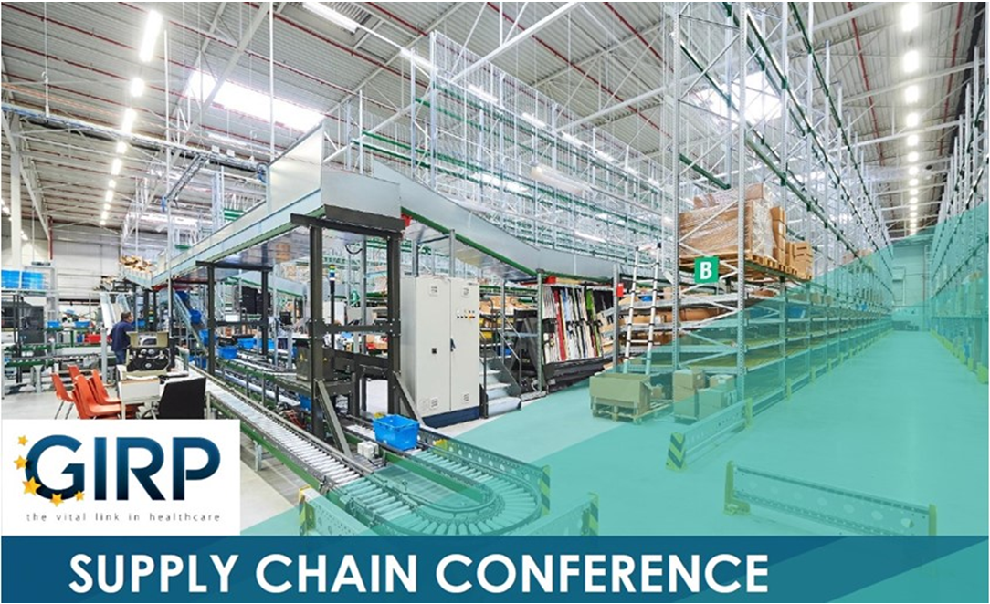Sofrigam showcasing 21st century cold chain logistics solutions at GIRP Vienna