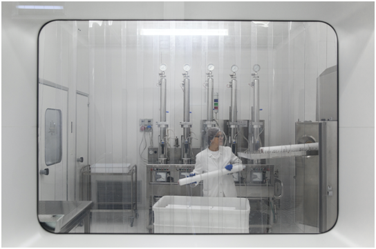 BEA Technologies focuses on applying nanofibers to filtration
