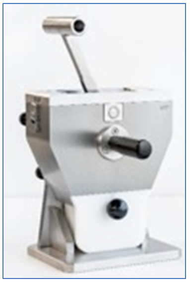 Gerteis Small Scale Mill for lab-scale roller compaction
