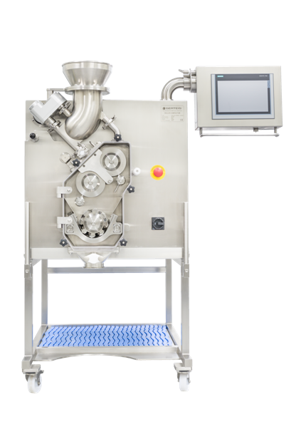 GERTEIS® MINI-POLYGRAN® lab-scale roller compactor