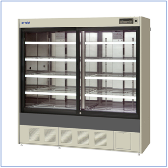 PHCbi Sliding Door Pharmaceutical Refrigerators