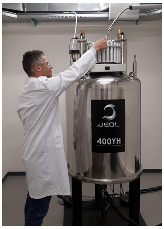 Cerbios-Pharma introduces new NMR capability for HPAPI analysis and kinetic studies