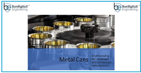 Metal Can Manufacturing