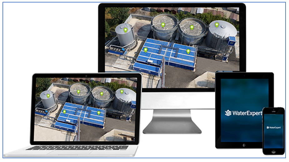 EnviroChemie WaterExpert smartphone app