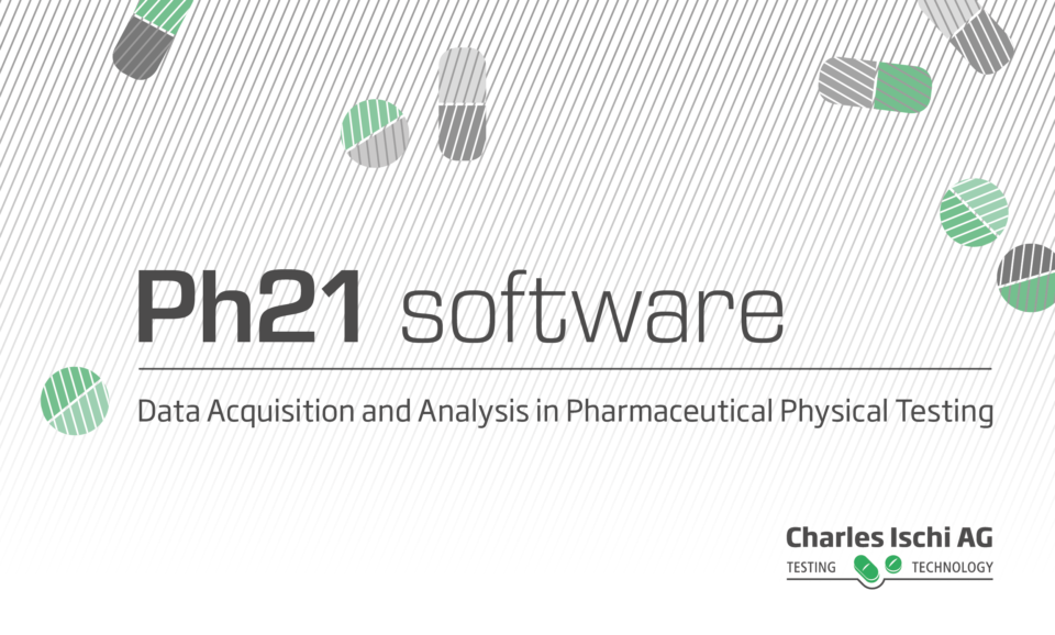 Charles Ischi Ph21 software compliance with FDA 21 CFR part 11 guidelines