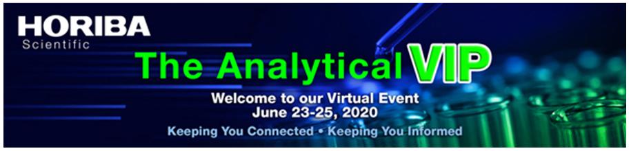 HORIBA Scientific hosts Virtual Trade Show