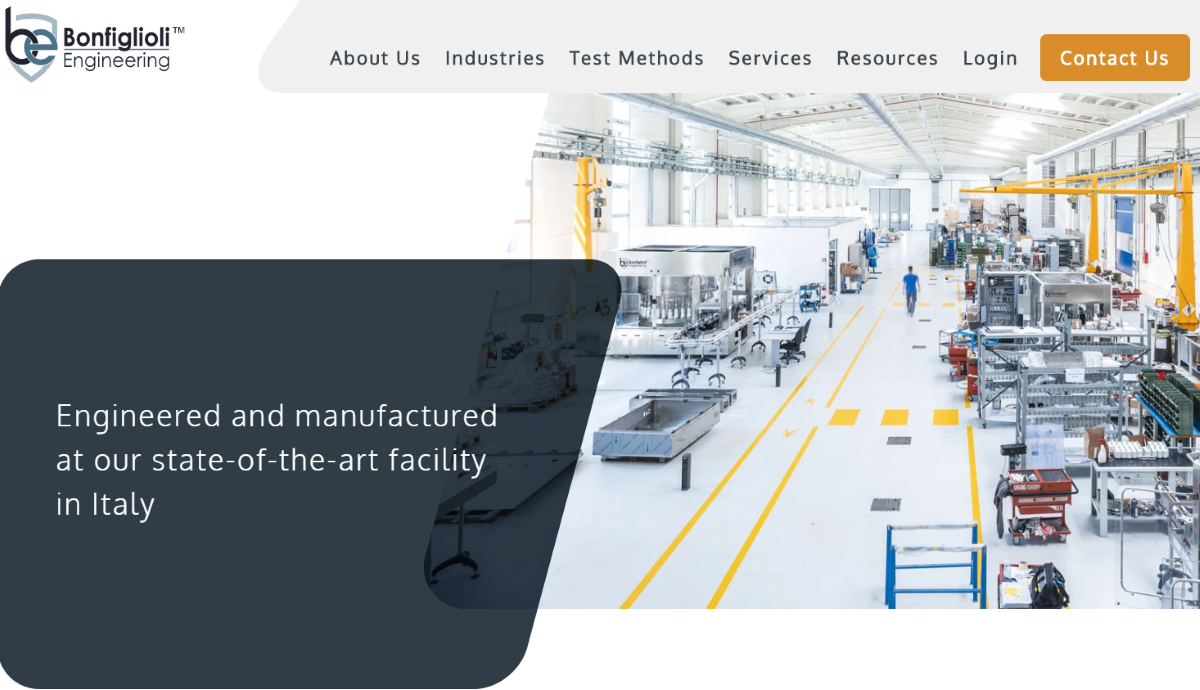 Introducing the new Bonfiglioli Engineering website