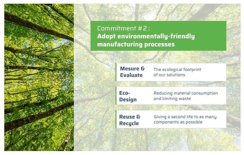 Sofrigam defines three-pillar green approach