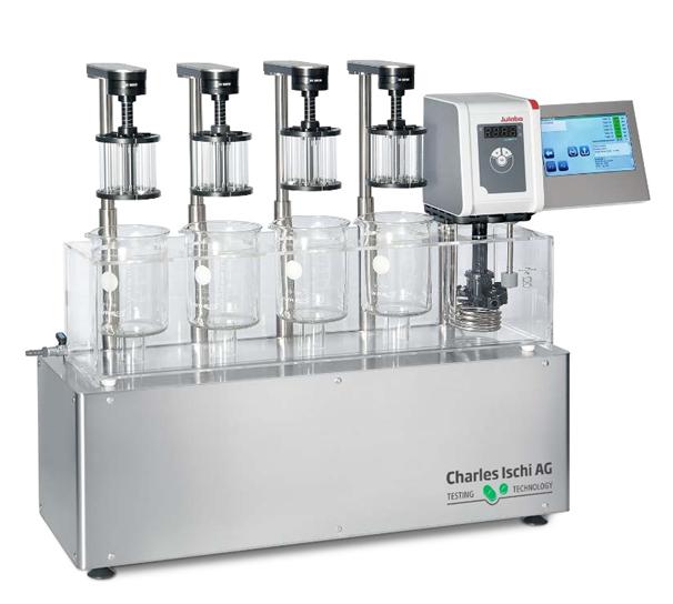 Charles Ischi CI-AG Disintegration Testers