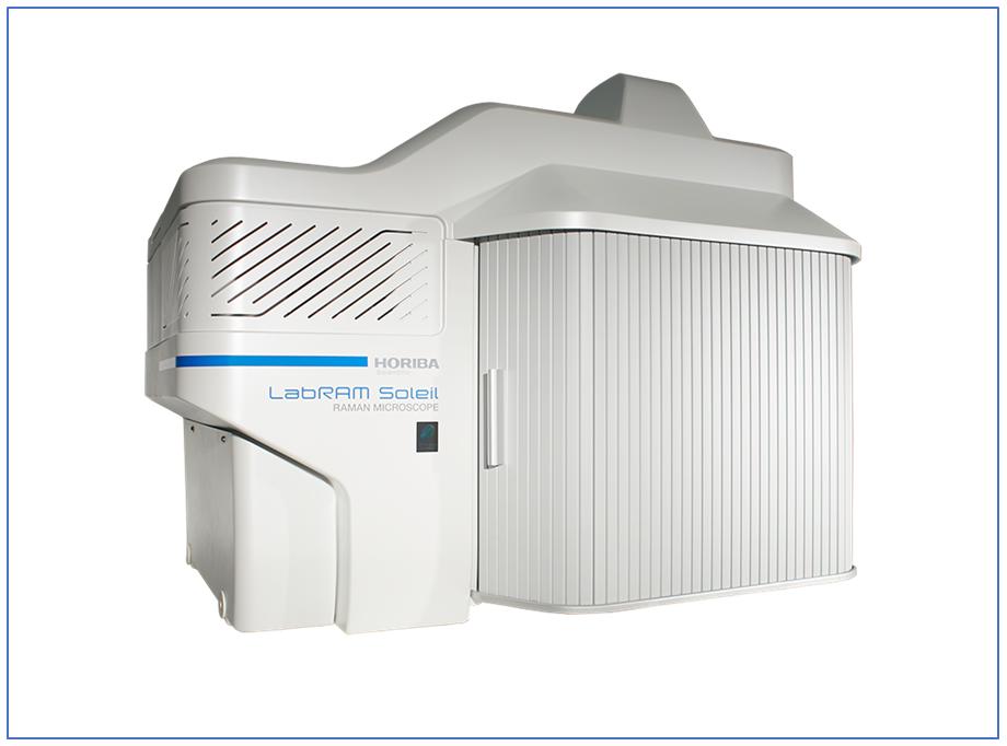 HORIBA Scientific announces LabRAM Soleil™ as first multimodal Raman Microscope for UV-VIS-NIR imaging