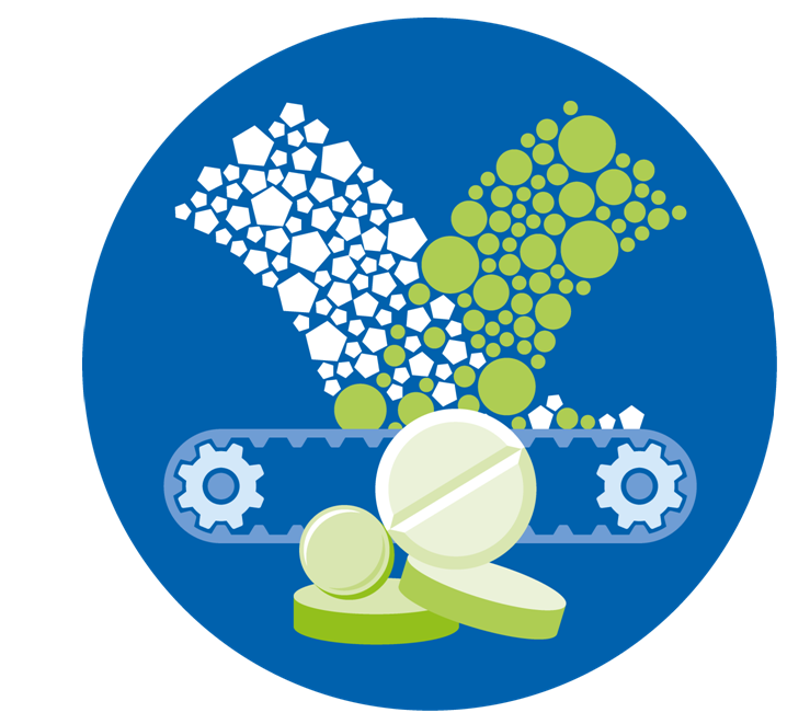 MEGGLE lactose excipients support Continuous Manufacturing (CM)
